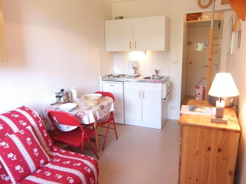 Location au ski Appartement 1 pièces 2 personnes (80) - Vostok Zodiaque - Le Corbier - Appartement