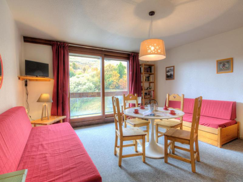 Location au ski Appartement 1 pièces 4 personnes (15) - Vostok Zodiaque - Le Corbier - Appartement