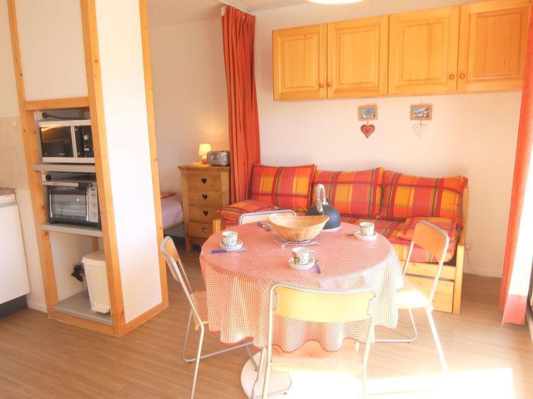 Location au ski Appartement 1 pièces 4 personnes (42) - Vostok Zodiaque - Le Corbier - Appartement
