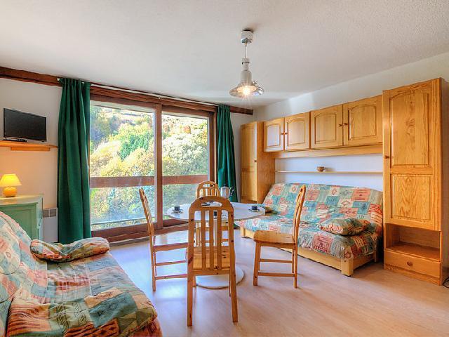 Location au ski Appartement 1 pièces 4 personnes (45) - Vostok Zodiaque - Le Corbier - Appartement
