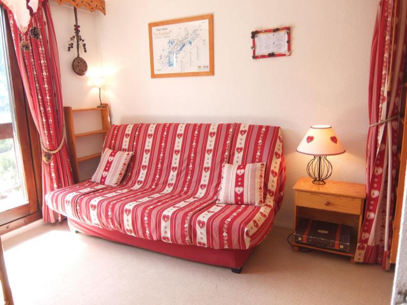 Location au ski Appartement 1 pièces 4 personnes (79) - Vostok Zodiaque - Le Corbier - Appartement