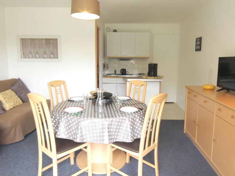 Location au ski Appartement 2 pièces 4 personnes (52) - Vostok Zodiaque - Le Corbier - Appartement