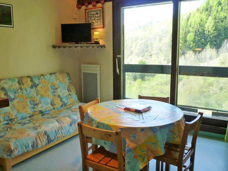 Location au ski Appartement 2 pièces 4 personnes (61) - Vostok Zodiaque - Le Corbier - Appartement