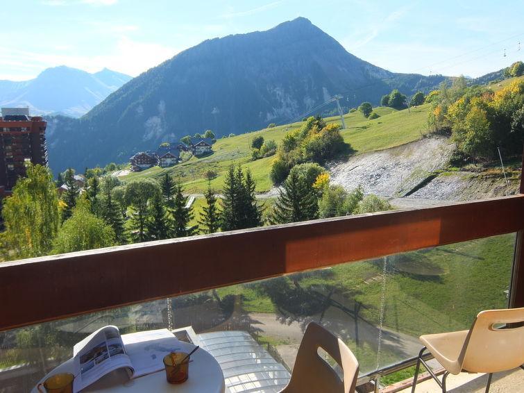 Location au ski Appartement 2 pièces 5 personnes (47) - Vostok Zodiaque - Le Corbier - Appartement