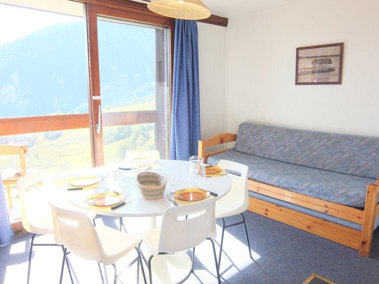Location au ski Appartement 2 pièces 5 personnes (50) - Vostok Zodiaque - Le Corbier - Appartement