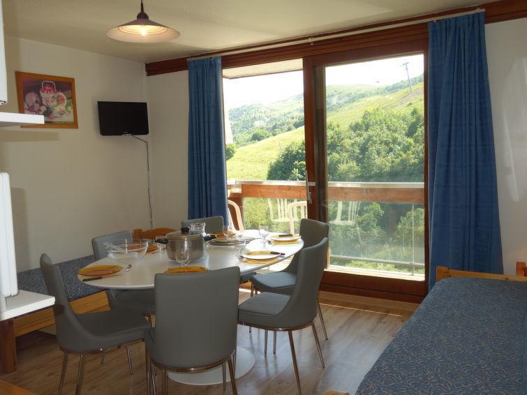 Location au ski Appartement 3 pièces 6 personnes (55) - Vostok Zodiaque - Le Corbier - Appartement