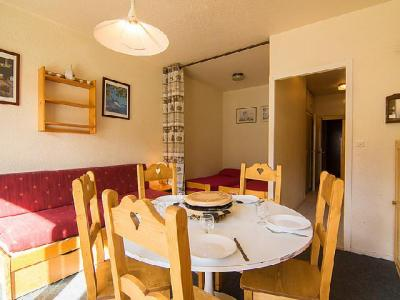 Rent in ski resort 1 room apartment 4 people (2) - Apollo - Le Corbier - Apartment