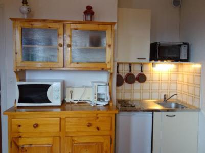 Rent in ski resort 1 room apartment 2 people (5) - Ariane - Le Corbier - Apartment