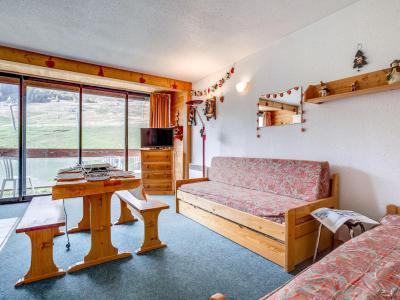 Rent in ski resort 2 room apartment 4 people (4) - Baikonour - Le Corbier - Apartment