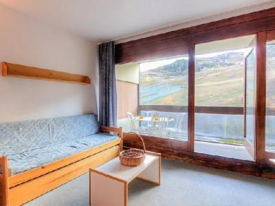 Rent in ski resort 1 room apartment 4 people (1) - Cosmos - Le Corbier - Apartment