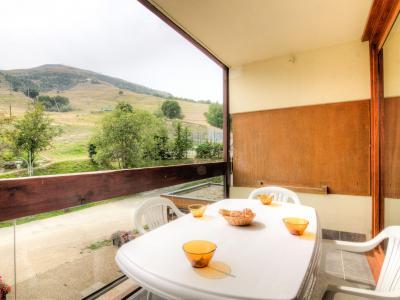 Rent in ski resort 1 room apartment 4 people (2) - Cosmos - Le Corbier - Apartment