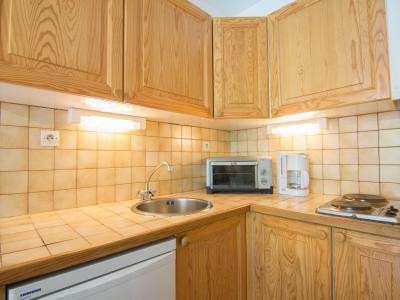 Rent in ski resort 1 room apartment 4 people (1) - Cosmos - Le Corbier