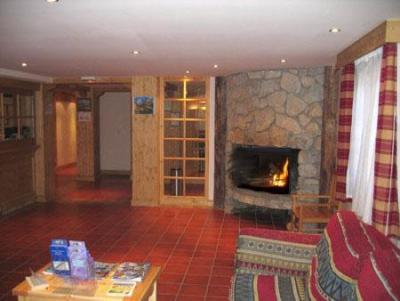 Location au ski Les Terrasses Du Corbier - Le Corbier - Réception