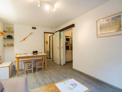 Rent in ski resort 1 room apartment 4 people (28) - Lunik Orion - Le Corbier - Apartment