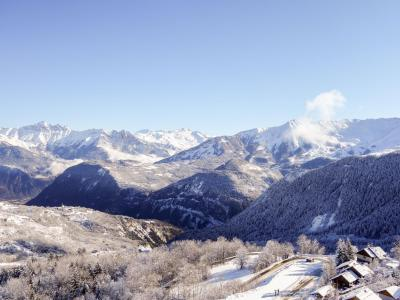 Rent in ski resort 1 room apartment 4 people (29) - Lunik Orion - Le Corbier - Apartment