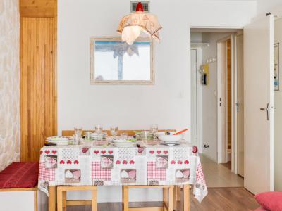 Rent in ski resort 1 room apartment 4 people (45) - Lunik Orion - Le Corbier - Apartment