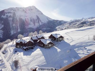 Rent in ski resort 2 room apartment 5 people (46) - Lunik Orion - Le Corbier - Apartment
