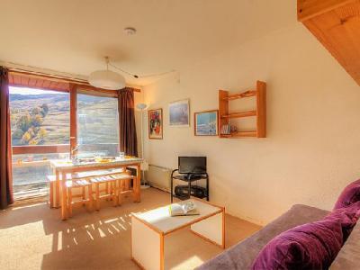 Rent in ski resort 2 room apartment 6 people (22) - Lunik Orion - Le Corbier - Apartment