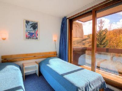 Rent in ski resort 3 room apartment 6 people (23) - Lunik Orion - Le Corbier - Apartment