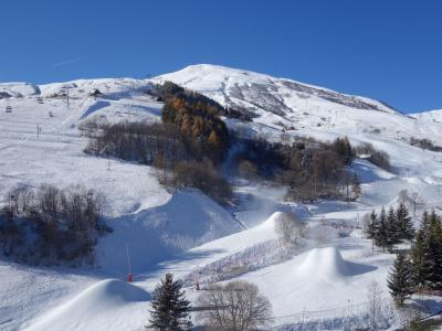 Rent in ski resort 2 room apartment 5 people (18) - Lunik Orion - Le Corbier