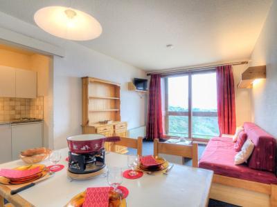 Rent in ski resort 1 room apartment 4 people (29) - Lunik Orion - Le Corbier