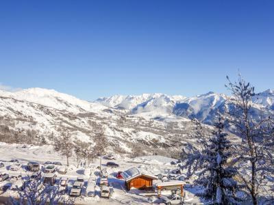 Rent in ski resort 1 room apartment 4 people (55) - Pégase Phénix - Le Corbier - Apartment
