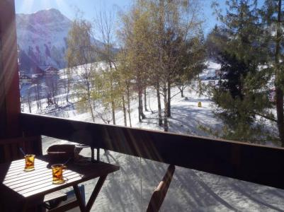 Rent in ski resort 1 room apartment 4 people (65) - Pégase Phénix - Le Corbier - Apartment