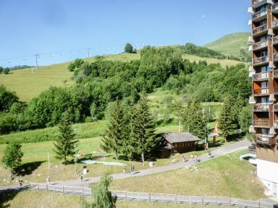 Rent in ski resort 1 room apartment 4 people (7) - Pégase Phénix - Le Corbier - Apartment