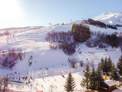 Rent in ski resort 2 room apartment 5 people (67) - Pégase Phénix - Le Corbier - Apartment