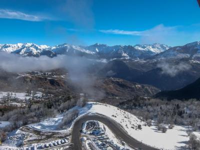 Rent in ski resort 1 room apartment 4 people (1) - Pégase Phénix - Le Corbier