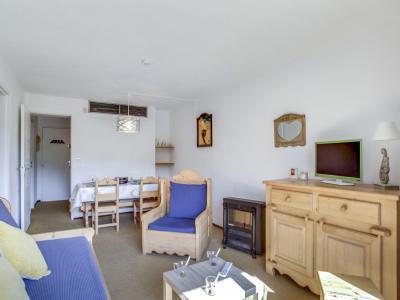 Rent in ski resort 1 room apartment 4 people (68) - Pégase Phénix - Le Corbier