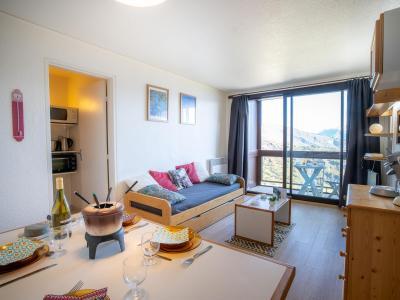 Rent in ski resort 1 room apartment 4 people (21) - Pégase Phénix - Le Corbier