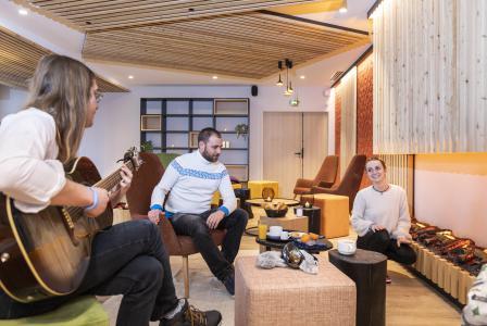 Rent in ski resort Résidence Club MMV l'Etoile des Sybelles - Le Corbier - Inside