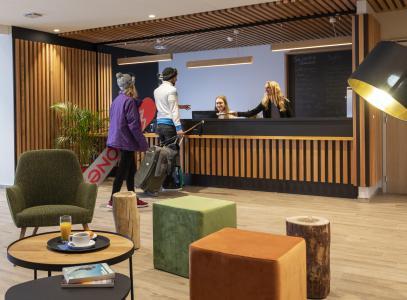 Rent in ski resort Résidence Club MMV l'Etoile des Sybelles - Le Corbier - Reception