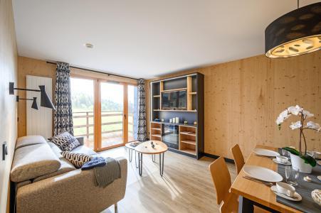 Rent in ski resort Résidence Club MMV l'Etoile des Sybelles - Le Corbier - Bench seat