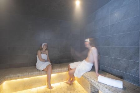 Rent in ski resort Résidence Club MMV l'Etoile des Sybelles - Le Corbier - Hammam