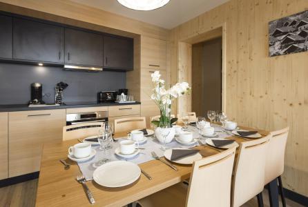 Rent in ski resort Résidence Club MMV l'Etoile des Sybelles - Le Corbier - Kitchen