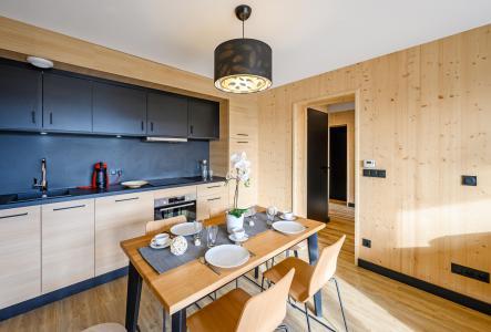 Rent in ski resort Résidence Club MMV l'Etoile des Sybelles - Le Corbier - Kitchenette