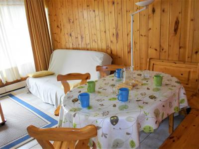 Rent in ski resort 2 room apartment 5 people (0804) - Résidence Cosmos - Le Corbier - Table