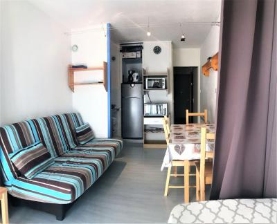 Rent in ski resort Studio 4 people (0808) - Résidence Cosmos - Le Corbier - Bed-settee