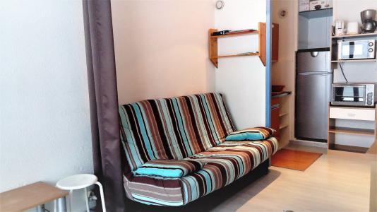 Rent in ski resort Studio 4 people (0808) - Résidence Cosmos - Le Corbier - Cabin