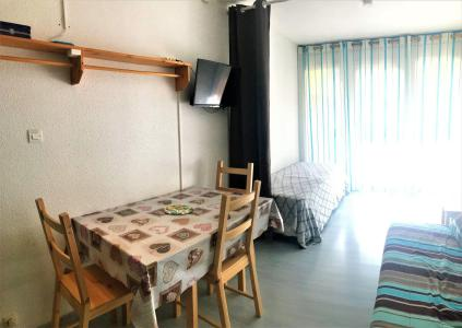 Rent in ski resort Studio 4 people (0808) - Résidence Cosmos - Le Corbier - Corridor