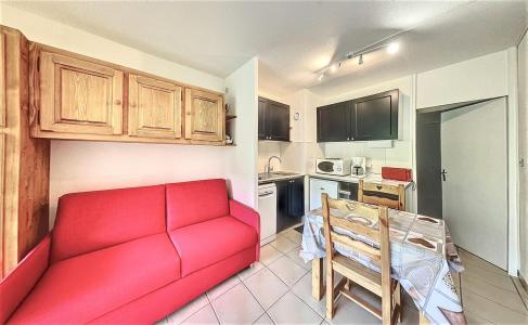 Rent in ski resort Studio 4 people (1002) - Résidence Cosmos - Le Corbier - Shower