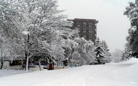 Location au ski Residence L'etoile Des Neiges - Le Corbier - Extérieur hiver