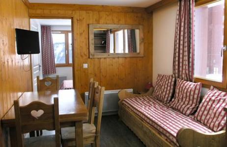 Location au ski Residence L'etoile Des Neiges - Le Corbier - Coin repas