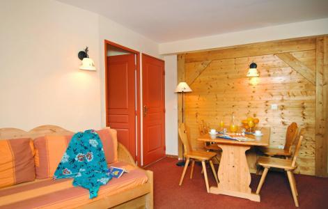 Location au ski Résidence les Alpages du Corbier - Le Corbier - Canapé-lit