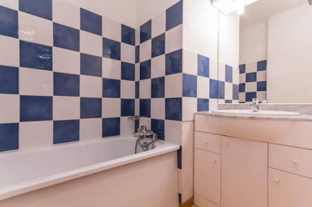 Rent in ski resort 2 room apartment 4 people (A12) - Résidence les Pistes - Le Corbier - Bath-tub