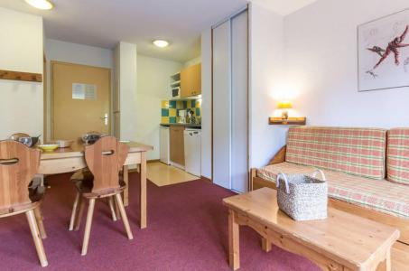 Rent in ski resort 2 room apartment 4 people (A12) - Résidence les Pistes - Le Corbier - Coffee table