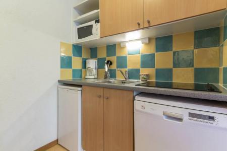 Rent in ski resort 2 room apartment 4 people (A12) - Résidence les Pistes - Le Corbier - Kitchenette