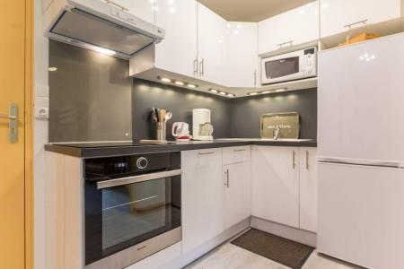 Rent in ski resort 3 room apartment 6 people (A21) - Résidence les Pistes - Le Corbier - Kitchenette